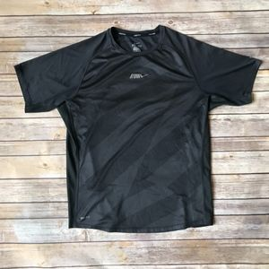 Nike Gray Running Dri-Fit Shirt